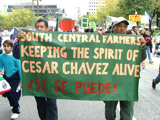 The Spirit of Cesar ...