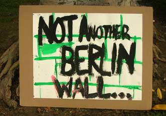 Berlin Wall...