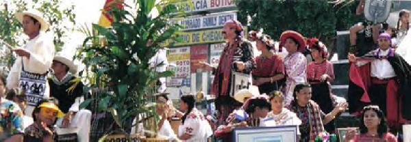 Festival Eco Maya...