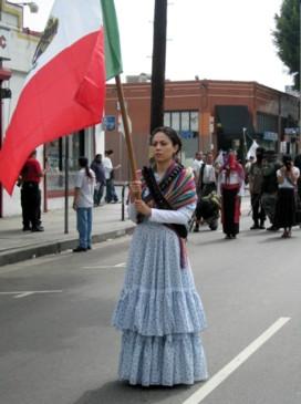 una Mexicana...