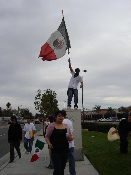 In Santa Ana, CA...