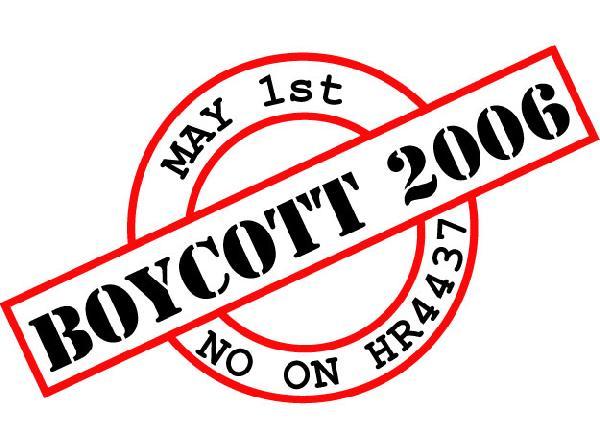 Boycott 2006...