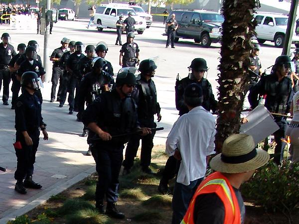 Mayday LAPD harassme...