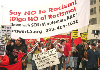 Anti-Racist Protesto...