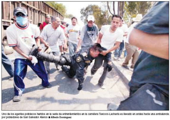 Mexican State Attack...