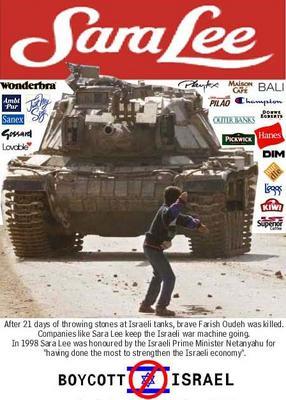 Boycott Terror...