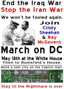 Ray McGovern & Cindy...