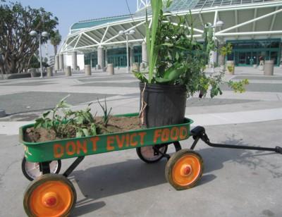 evict food!?!...