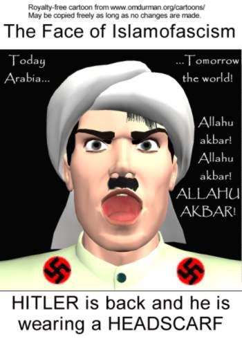 This is Islamofascis...