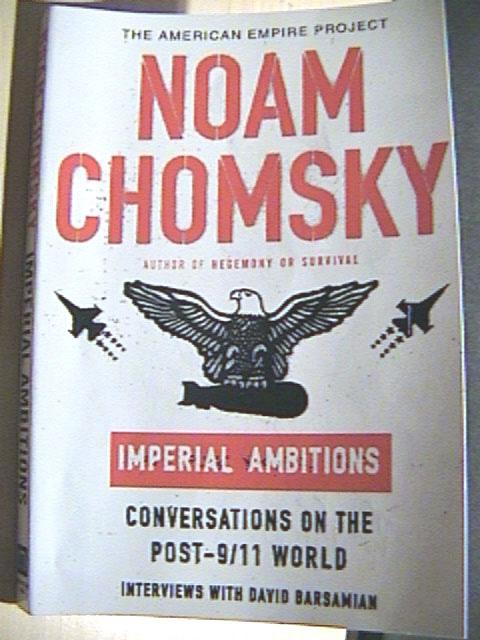 Should Noam Chom...