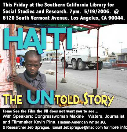 Haiti: The Untold St...