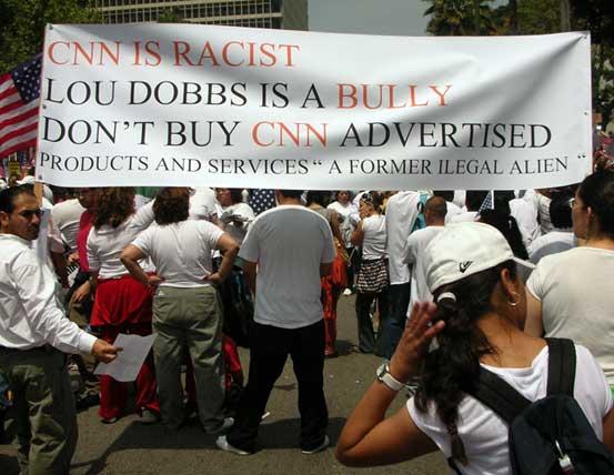 Lou Dobbs...