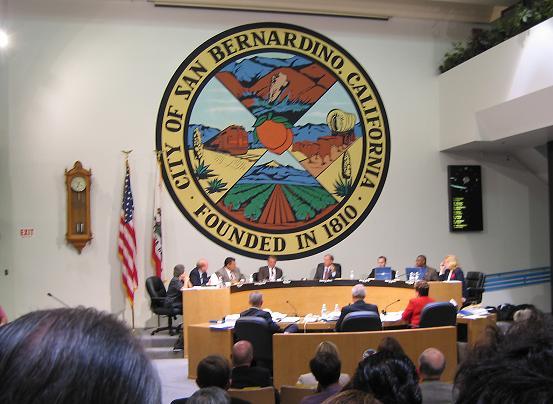 San Bernardino City ...