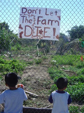 dont let the farm di...