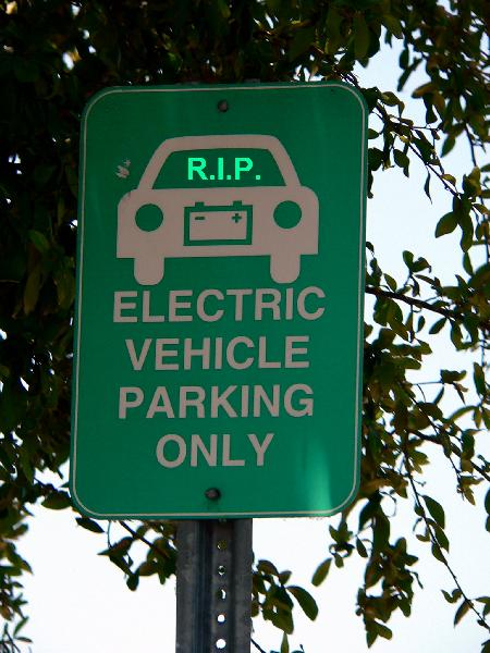 The Electric Car...