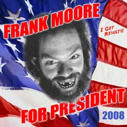 Frank Moore Announce...