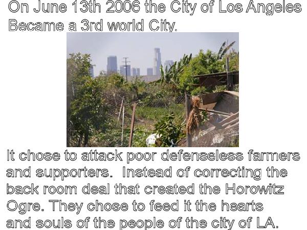 The Los Angeles' Cri...