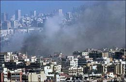 Lebanese Devastated ...