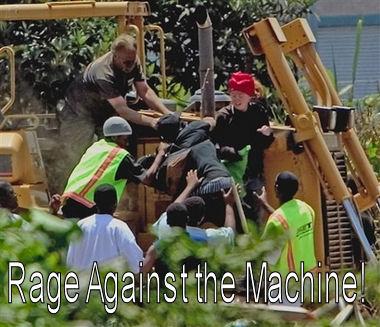 Rage Against the Mac...