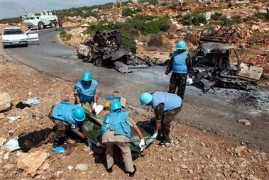 Massacre of 20 civil...