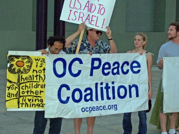 OC Peace Coalition...