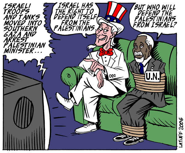 Israel's right of de...