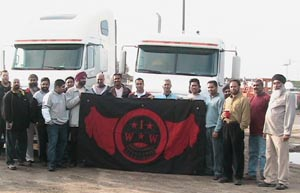 IWW Victory for Taxi...
