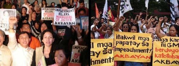 PHILIPPINES: Impeach...