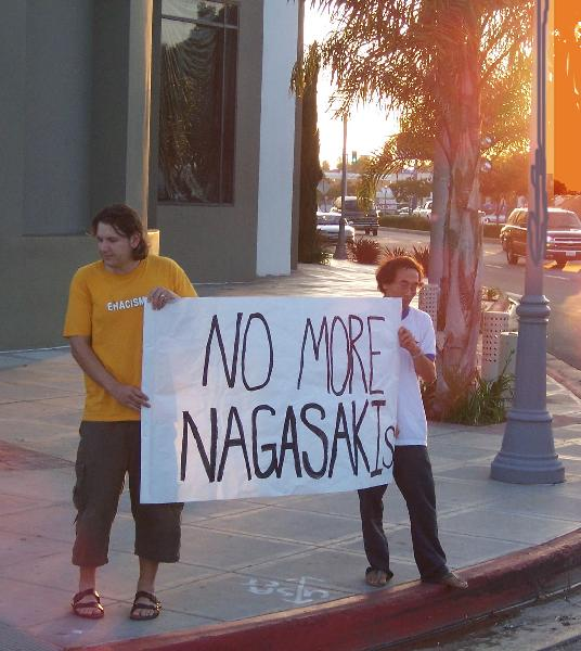 No More Nagaskis...