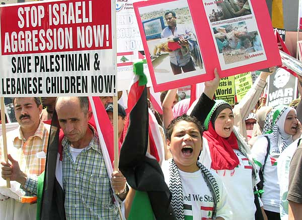 Protest Against Isra...
