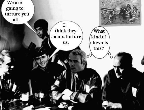 Let's torture them...