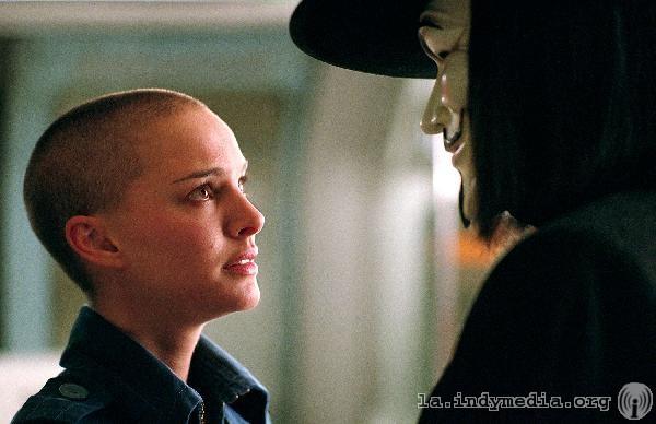 V for VendettA:  LOT...
