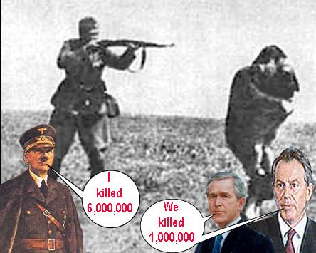 The Blair Bush Holoc...