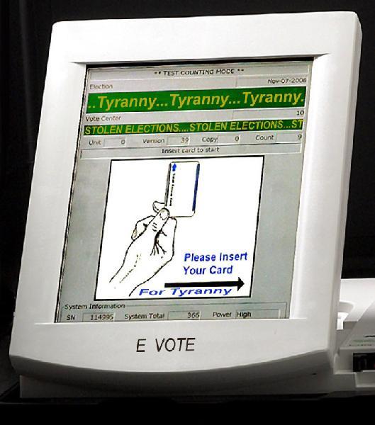 Art of War : E Vote...