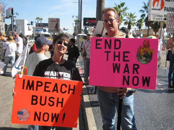 Impeach Bush Now...