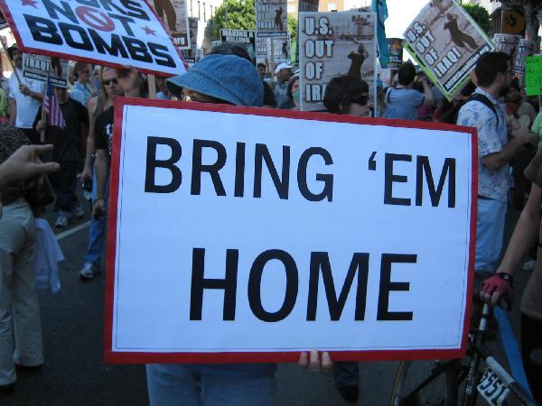 Bring 'Em Home...