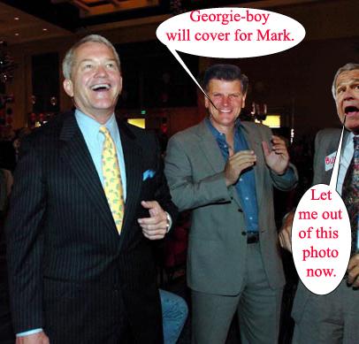 Cheney and Bush knew...