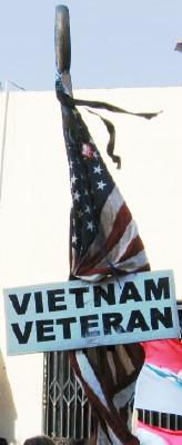 Vietnam vet...