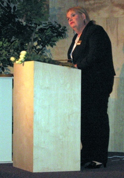 Susan Horn of MCC...