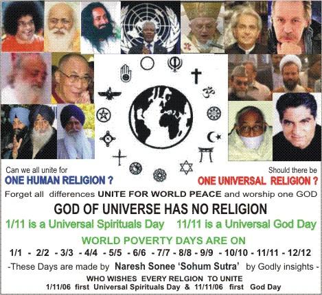 GLOBAL  GOD DAY  fal...