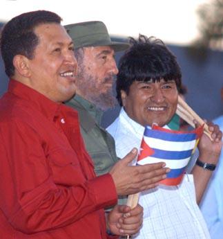 Fidel y nosotros...
