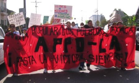 ¡Oaxaca Valiente!...