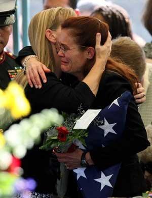 Killed in Iraq, Loca...
