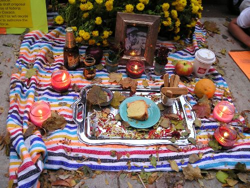 Ofrenda for Brad and...