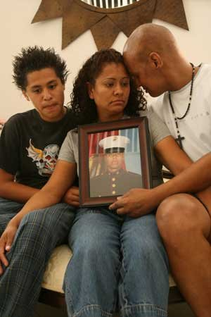 Family Mourns...