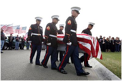 Honor Guard...