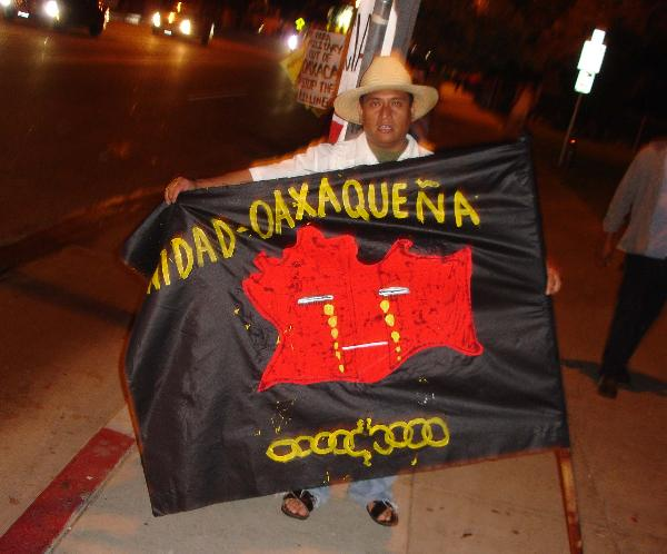 Oaxacan Support Bann...