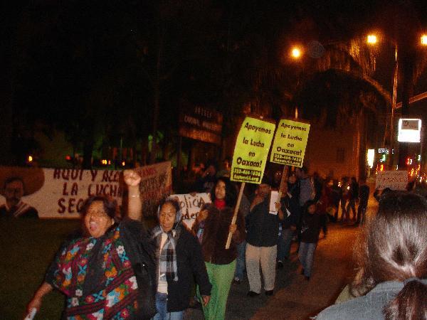 11/01 Demonstration ...
