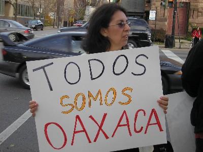 We are all Oaxaca...