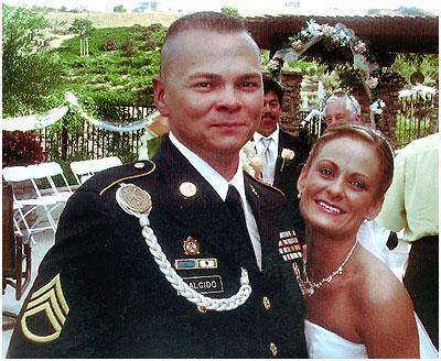 US Army Sergent Rudy...